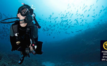 Advanced Open Water Diver Courses AOWD Sri lanka Hikkaduwa trancomalee